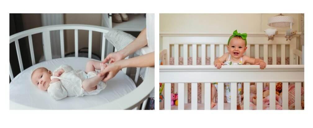 Mini-Kinderbett