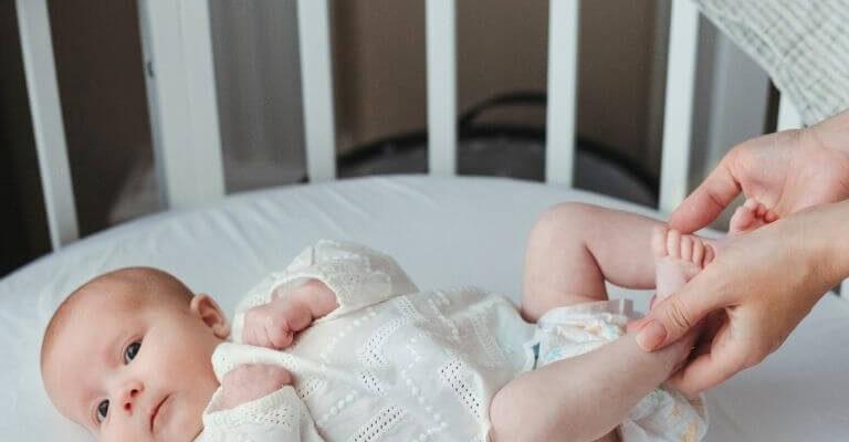 Babybett Spannbetttücher