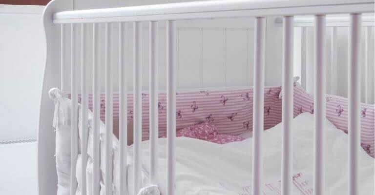 Kinderbett-Stoßfänger