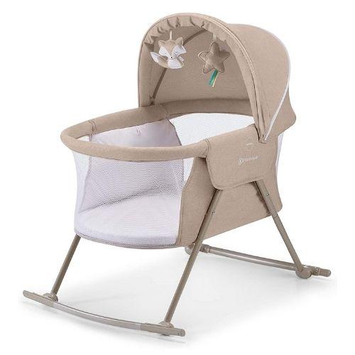 LOVI 3 in 1 Kinderreisebett, Stubenwagen, Babywiege