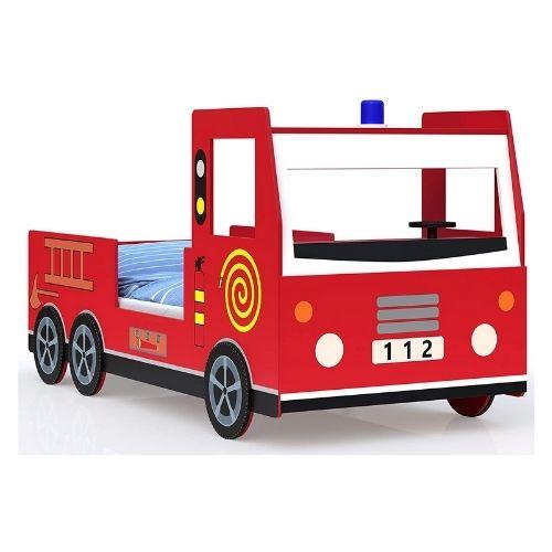 Deuba Autobett Feuerwehr